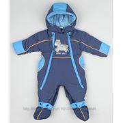 BONY KIDS Комбинезон Bony Kids 2836 р. 10 мес., голубой