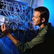Монтаж структурированной кабельной системы фото