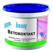 Грунтовка Бетоконтакт фото