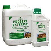 PROSEPT EXTERIOR - антисептик для наружных работ
