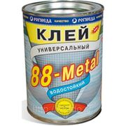 88-Metal (88-Металл, Рогнеда) клей универсальный водостойкий для металла, 20л