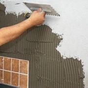 Клей для керамических плитки фото