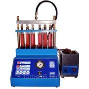 Установка для диагностики и промывки форсунок с УЗванной SMC-3002Аmini NEW фото