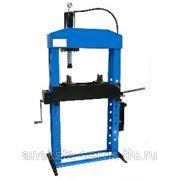 Пресс гидравлический напольный 30 т., с ручным приводом Werther-OMA (Италия) PR30/PM