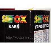 КЛЕЙ мебельный SEFOX 1212 (янтарный) фото