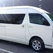 Услуги пассажирских микроавтобусов фото