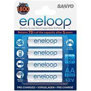 Аккумулятор SANYO Eneloop HR-3UTGB-4BP 1900 mAh 4шт. AA фото