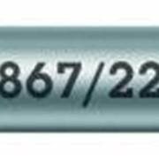 Насадки 344281 867/22 IP Torx Plus WERA_WE-344281 фото