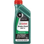 Тормозная жидкость Castrol DOT4 brake fluid 1л фото