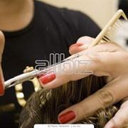 Стрижка волос фото