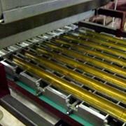 Поточно-механизированная линия производства лимонных и апельсиновых долек фото