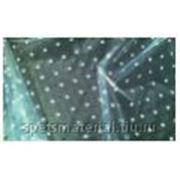 Сетка флуоресцентная звездочки, ширина 1.5 м , цвет: белый 1 м.п. фото