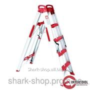 Лестница-стремянка раскладная трансформер 1360мм LT-5000 фото
