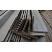 Уголки стальные равнополочные фото