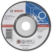 Круг зачистной Bosch 230 х 6 х 22 по металлу фото