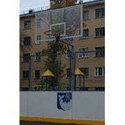 Стойки баскетбольные щиты фото