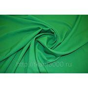 Габардин зеленый фото