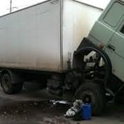 Аренда грузового автотранспорта фото