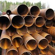 Труба БУ 820x9 К52 электросварная прямошовная 2012 г,в, фото
