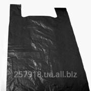 Пакет Супер багажка черная 85 фото