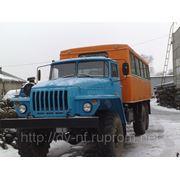 Урал 4320 вахтовка фото