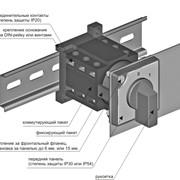 Переключатели пакетные кулачковые ПП53 фото