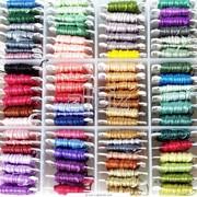 Швейные нитки 777 40/20 5000 ярдов для высокоскоростных швейных машин фото