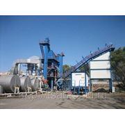 Асфальтный завод KFM LB2000 фото