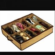 Органайзер для обуви мягкий Shoes Under фото