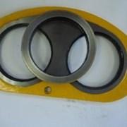 Плита и кольцо IHI DN205 фото