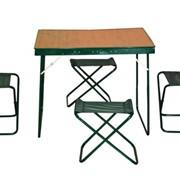 Набор кемпинговой мебели Пикник с286 фото