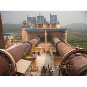 Цементный завод фото