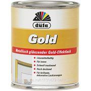 Dufa Dufa Gold эмаль (125 мл)