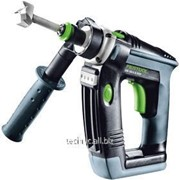 Дрель FESTOOL QUADRILL DR 18/4 E FFP-Plus фото