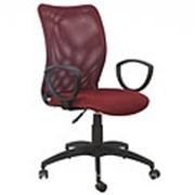Бюрократ Кресло офисное CH-599/DC/TW-13N, спинка/темно-бордовый TW-06N, сиденье темно-бордовый фото