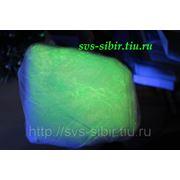Флуоресцентный пигмент (зеленый) фото