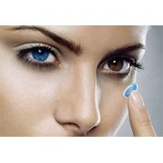 Подбор контактных линз фото