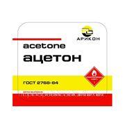 АЦЕТОН канистра 21,5л (16кг) ˃ 100 кг в наличии фото