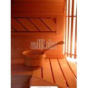 Финская баня фото
