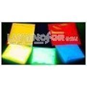 Комплект образцов цветных люминофоров «LUMINOFOR RUS COLOR», 5 наименований