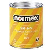 2K-HS порозаполнитель 5:1 Normex (Нормекс) 1.0 л + отвердитель быстрый 0,2л фото