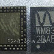 Микросхема WM8326G фото