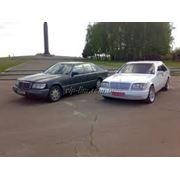 Прокат автомобилей бизнес класса фото