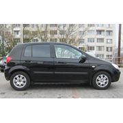 Аренда автомобилей в Молдове Hyundai Getz фото