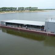 Несамоходное судно для воспроизводства и транспортировки осетровых рыб проект 81212.1 фото