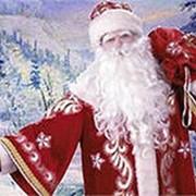 Услуги Дед Мороза в школу фото