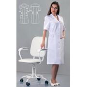 Халат медицинский женский Ж-242 фото