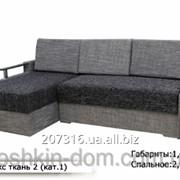 Угловой диван Микс -еврокнижка фотография