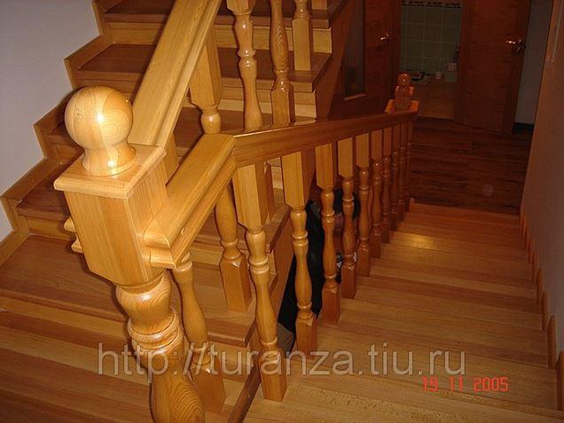 olyarychru - Деревянные лестницы