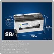 Батарея Varta Black Dynamic 88Ah F5 обратная полярность фото